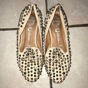 Jeffery Campbell loafers